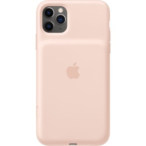 Apple Case for Apple iPhone 11 Pro Max Smartphone - Pink Sand