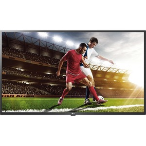 LG 43UT640S 109.2 cm 43And#34; LCD Digital Signage Display - 3840 x 2160 - 270 cd/mAndamp;#178; - 2160p - USB - HDMI - Serial - Ethernet - Black