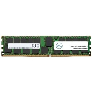Dell RAM Module for Computer/Server - 16 GB 1 x 16 GB - DDR4-2666/PC4-21300 DDR4 SDRAM - 1.20 V - ECC - Registered - 288-pin - DIMM