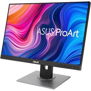 Asus ProLite PA248QV 24.1And#34; WUXGA LED LCD Monitor - 16:10 - Black