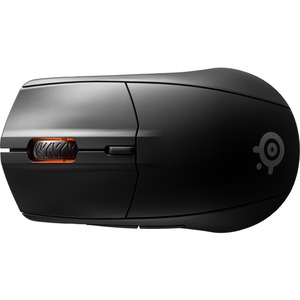 SteelSeries Rival 3 Gaming Mouse - Bluetooth/Radio Frequency - USB - Optical - 6 Buttons - Black
