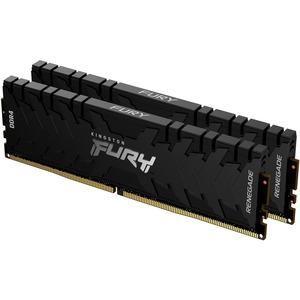 Kingston FURY RAM Module - 16 GB 2 x 8GB - DDR4-4266/PC4-34100 DDR4 SDRAM - 4266 MHz Single-rank Memory - CL19 - 1.40 V - Non-ECC - Unbuffered - 288-pin - DIMM