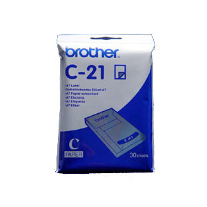 Brother C21 Direct Thermal Label - A7 - 74 mm x 105 mm - 30 x Sheet