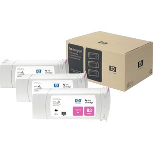 HP No. 83 Ink Cartridge - Magenta