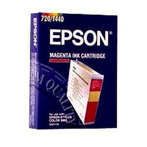 Epson C13S020126 Ink Cartridge - Magenta