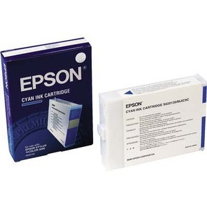 Epson S020130 Ink Cartridge - Cyan