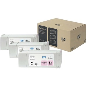 HP No. 83 Ink Cartridge - Light Magenta