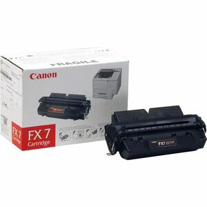 Canon FX7 Toner Cartridge - Black