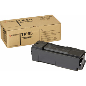 Kyocera TK-65 Toner Cartridge - Black