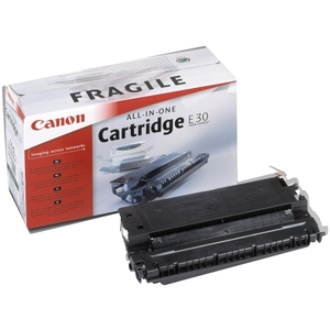 Canon BK E30 Toner Cartridge - Black