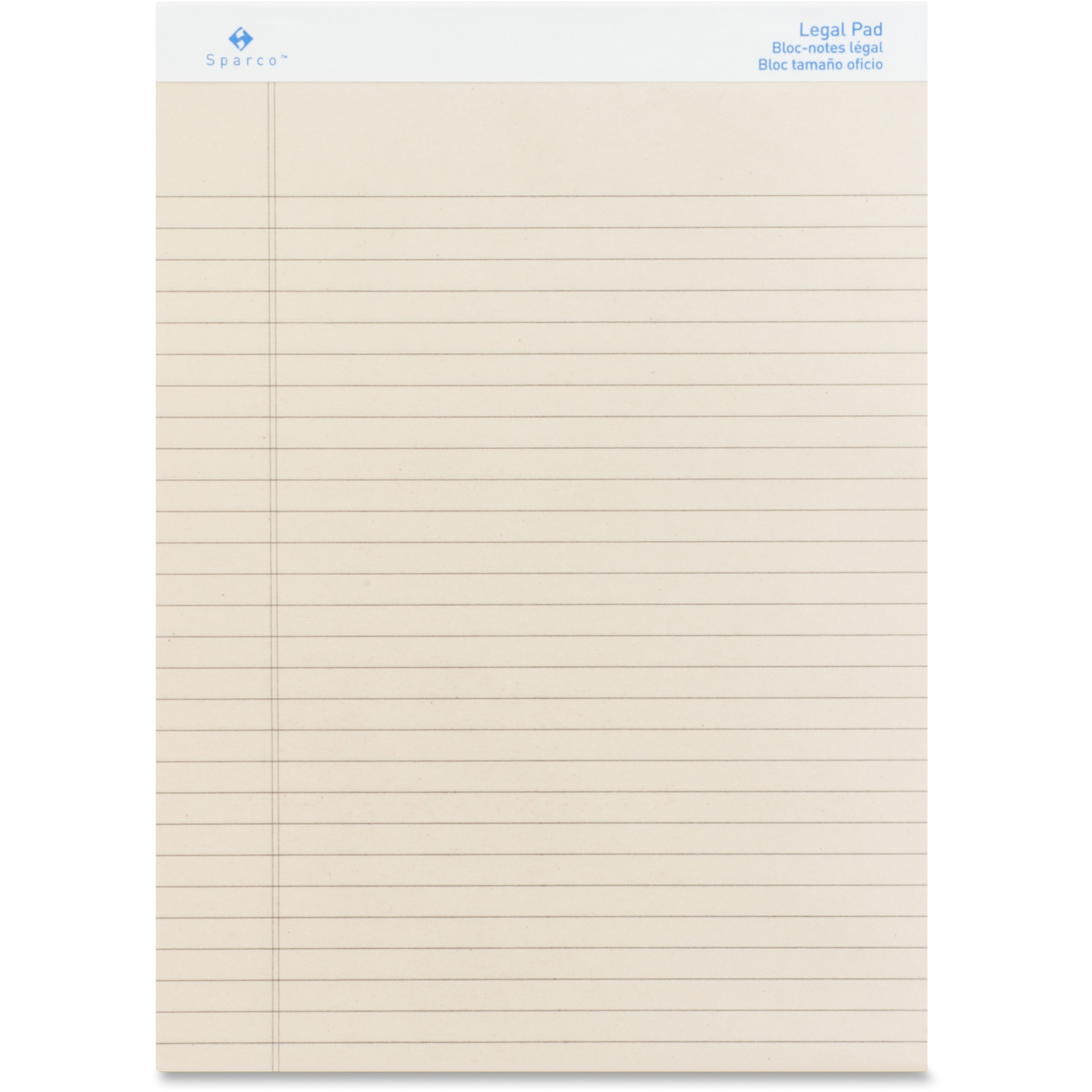 Sparco Rose Legal Ruled Pads
