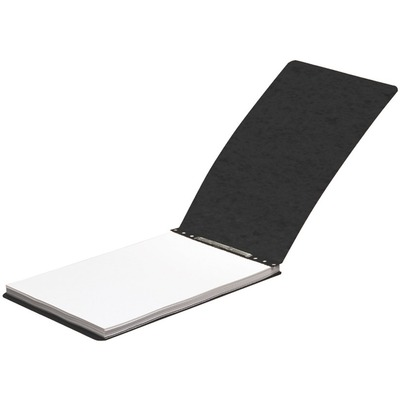 """ACCO® PRESSTEX® Report Covers, Top Binding for Legal Size Sheets, 3"""" Capacity, Black ACC19041"""