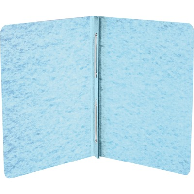 "ACCO® PRESSTEX® Report Covers, Side Binding for Letter Size Sheets, 3"" Capacity, Light Blue ACC25072"