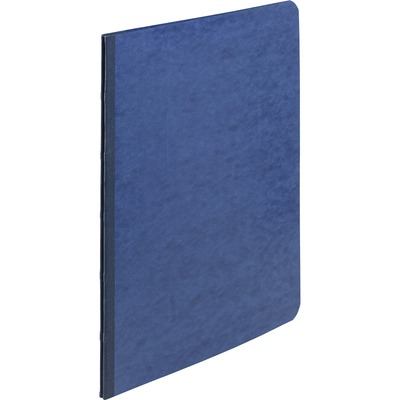 """ACCO® PRESSTEX® Report Covers, Side Binding for Letter Size Sheets, 3"""" Capacity, Dark Blue ACC25073"""