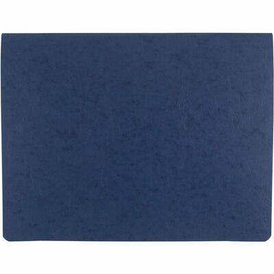 "ACCO® PRESSTEX® Covers w/ Hooks, Unburst 14 7/8"" x 11"" Sheets, Dark Blue ACC54073"