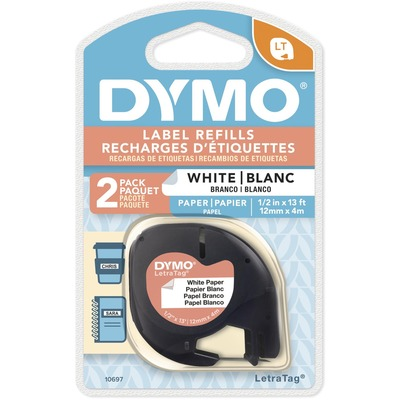 Dymo Letratag Electronic Labelmaker Tape Icc Business