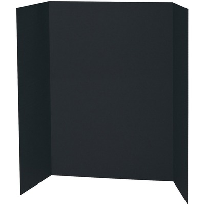 Pacon Presentation Board Black