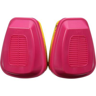 3M 60923 Organic Vapor/Acid Gas Cartridge/Filter MMM60923