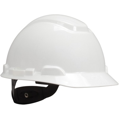 3M H700 Series Ratchet Suspension Hard Hat - White MMMH701RUV