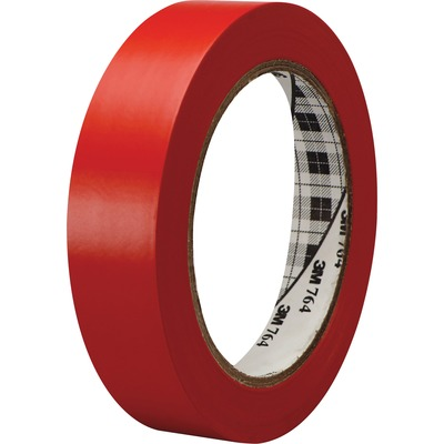 3M™ General Purpose Vinyl Tape 764 Red MMM764136RED