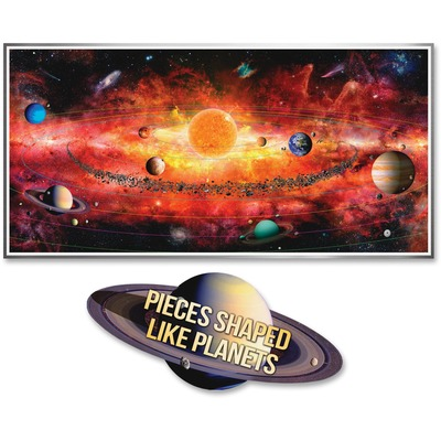A Broader View 500-piece Solar System Puzzle ABW158A