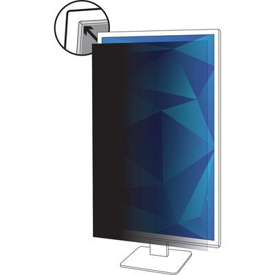 "3M Privacy Filter for 21.5"" Widescreen Monitor Portrait Black, Matte MMMPF215W9P"