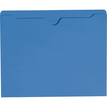 Wholesale Colored File Jackets: Discounts on Smead Colored File Jackets SMD75502