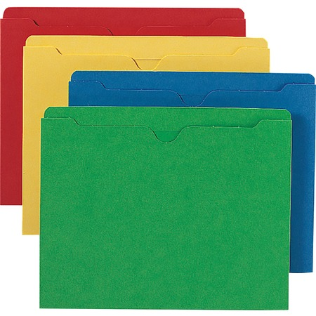 Wholesale Colored File Jackets: Discounts on Smead Colored File Jackets SMD75613