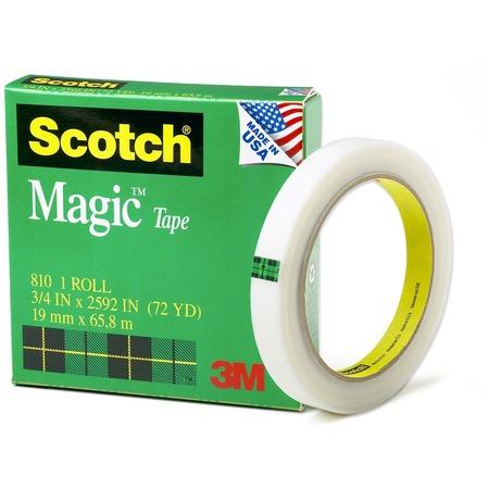 Scotch Invisible Magic Tape MMM810342592-BULK