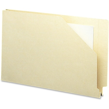 Wholesale End Tab File Jackets: Discounts on Smead End Tab File Jackets with Shelf-Master Reinforced Tab SMD76740