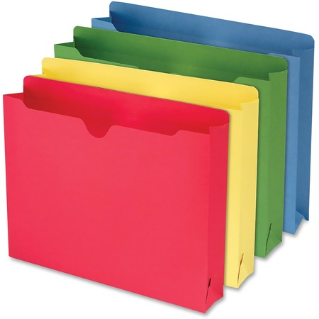 Wholesale Colored File Jackets: Discounts on Smead Colored File Jackets SMD75688