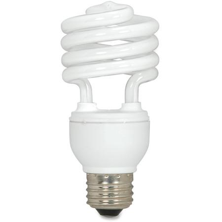 Satco T2 18-watt Mini Spiral CFL Bulb SDNS7225