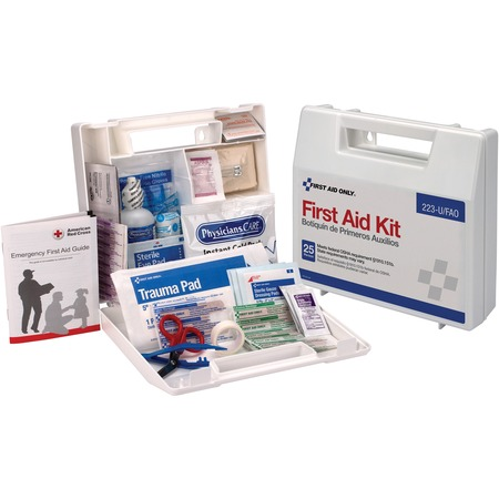Wholesale First Aid Products and Refills: Discounts on First Aid Only 25 Person Bulk First Aid Kit FAO223UFAO