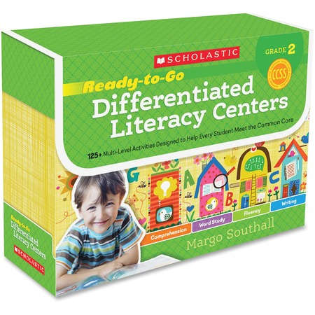 Scholastic Res. Grade 2 RTG Differentiated Literacy Center SHS0545549981