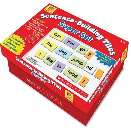 Scholastic Res. Grade K-3 Sentence-Building Super Set SHS0439909279