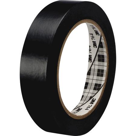 3M™ General Purpose Vinyl Tape 764 Black MMM764136BLK