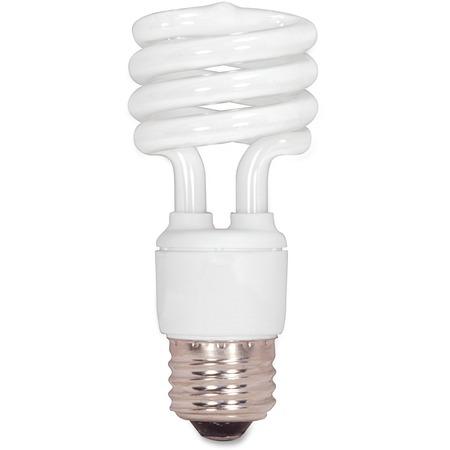 Satco T2 13-watt Mini Spiral CFL Bulb SDNS7218CT