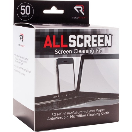 Wholesale Cleaning Products: Discounts on Advantus Read/Right Screen Cleaning Kit REARR15039