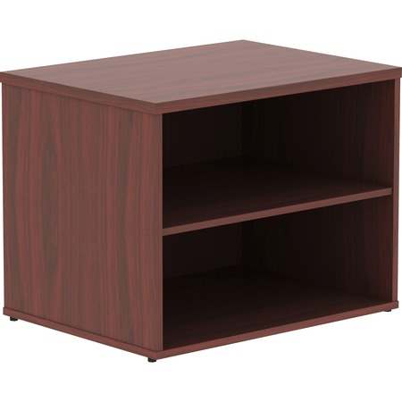Wholesale Furniture Collection: Discounts on Lorell Relevance Series Mahogany Laminate Office Furniture LLR16214