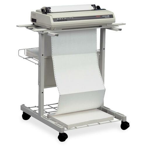 Valuable Adjustable Steel Printer Stand Jpm