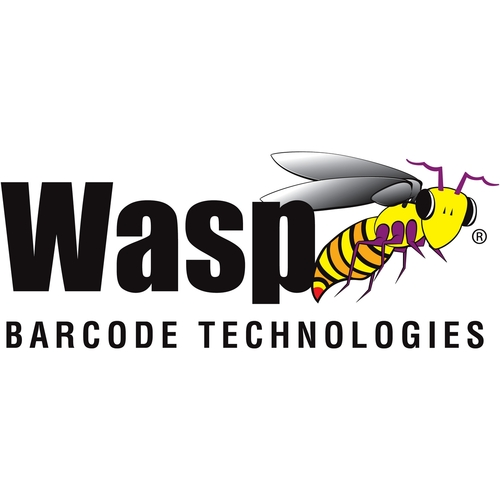 Wasp WWS855 Handheld Barcode Scanner - Wireless Connectivity - 100 scan/s -  48 77 m Scan Distance - 1D - LED - CCD - Bluetooth