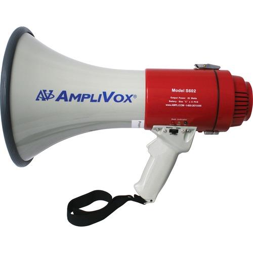 Choose AmpliVoMityMeg S Megaphone Product picture - 4477