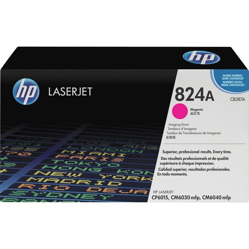 Amazing HP A CBA Magenta Original LaserJet Image Drum Product picture - 1566