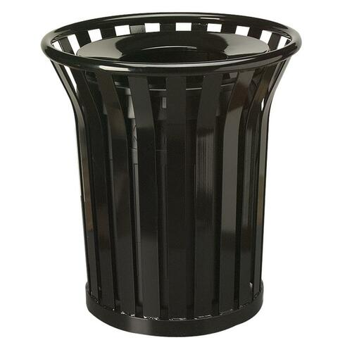 Order Rubbermaid Commercial Americana Steel Waste Receptacle Product picture - 146