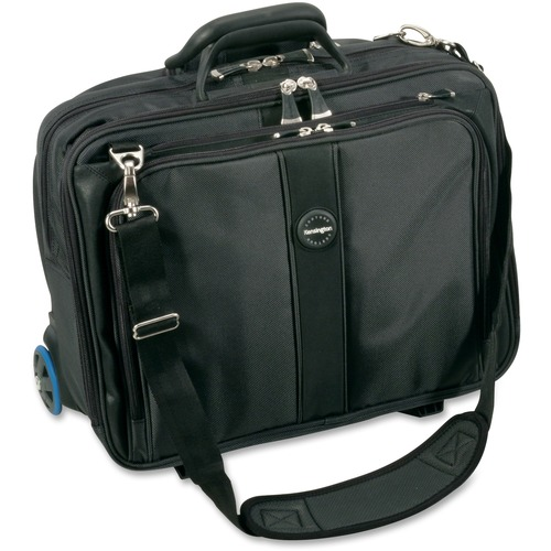 Tasteful Kensington Contour Carrying Case Roller Notebook  Product picture - 4294