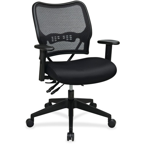 Info about Air Grid Nwa Deluxe Task Chair Space