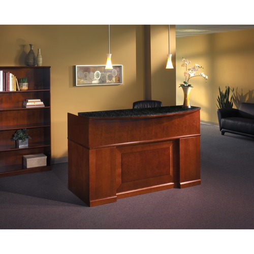 Select Srcdm Marble Top Reception Desk Sorrento Product picture - 11