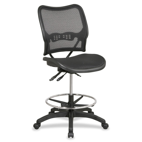 Select Air Grid Nd Deluxe Drafting Chair Space