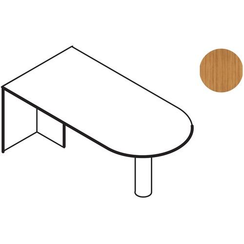 High-class A Bt Shaped Work Surface Concept