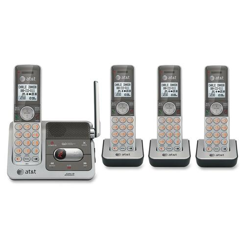 ATT CL DECT Expandable Cordless Phone Answering System Product image - 146